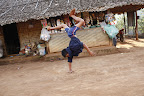 Breakdancing - a new trend in the camp