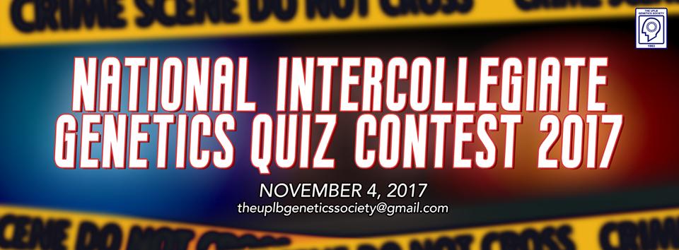 National Intercollegiate Genetics Quiz Contest (NIGQC)