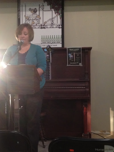 Linda Poitevin reading from Sins of the Son