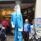 Estatua del Hombre mas Alto del Mundo, según Guinness World Records