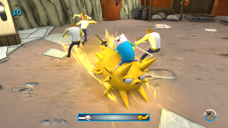 [Fshare/4share][PC]Adventure Time Finn and Jake Investigations-RELOADED