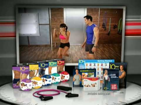 Tony Horton Ten Minute Trainer, Tony Horton