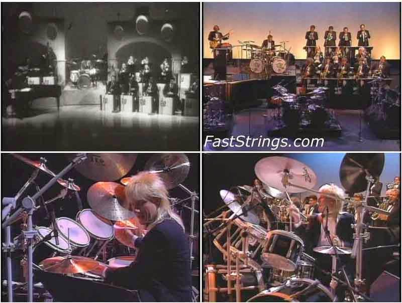Buddy Rich Memorial Scholarship Concerts