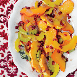 Winter Squash with Spiced Butter