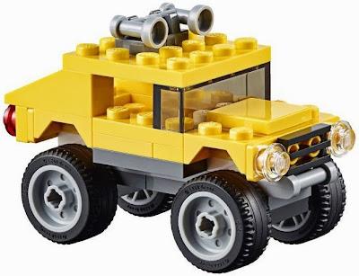 Đồ chơi xếp hình Lego Creator 30283 Xe địa hình Off-Road Vehicle