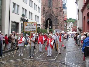Photo: Festumzug durch Freiburg