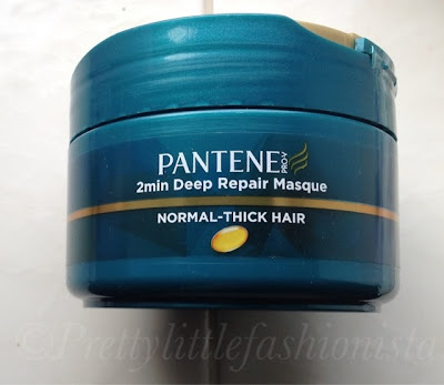 Pantene Repair and Protect Hair Mask