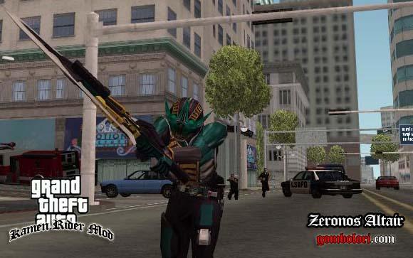 Zeronos in GTA San Andreas