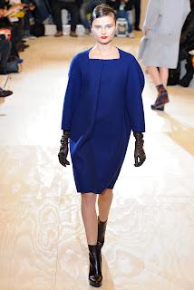 Vasilisa Pavlova: Milan Fashion Week Fall 2011/12