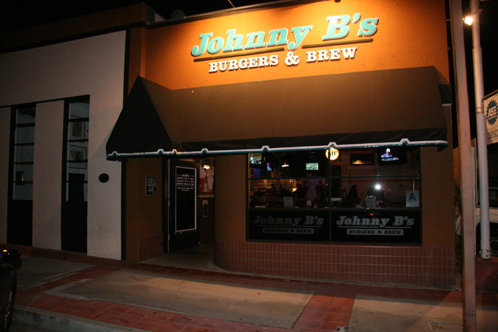 Bar and Grill La Mesa CA | Johnny B's Burgers, Brew & Spirits at 8393 La Mesa Blvd, La Mesa, CA
