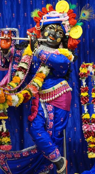 ISKCON Noida Deity Darshan 03 Feb 2016 (7)