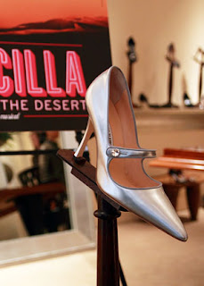Priscilla Queen of the Desert Manolo Blahnik