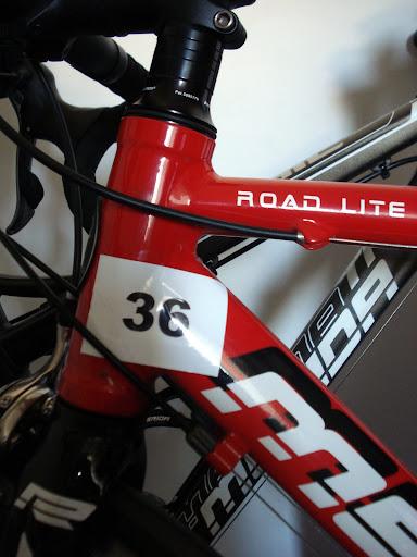 bicicleta castigatoare la Triatlon Mamaia