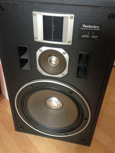 Info abou Technics SB-G100 ? | Audiokarma Home Audio Stereo
