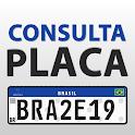 Consulta Placa Detran Brasil icon
