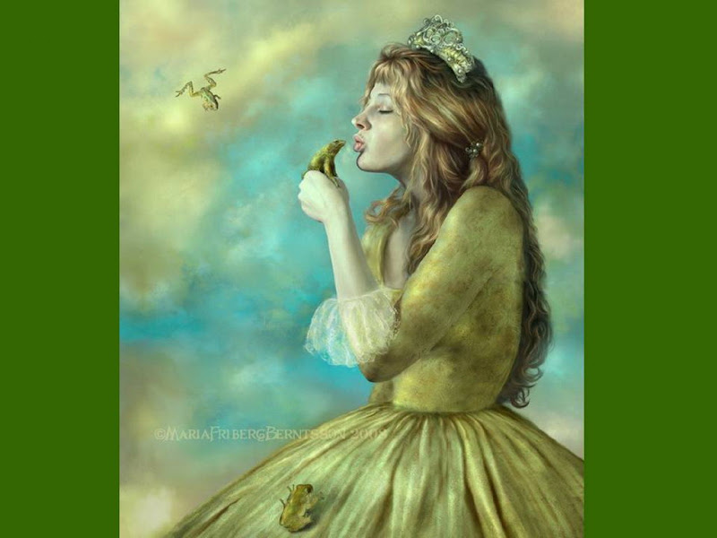 Queen Of Frogs, Green Witches