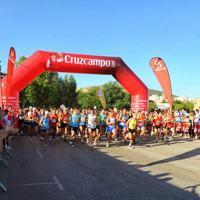 Media Maratón de Puertollano 2013 - Carrera