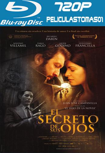El secreto de sus ojos (2009) BRRip 720p