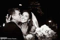 Foto 0698pb. Marcadores: 28/08/2010, Casamento Renata e Cristiano, Rio de Janeiro