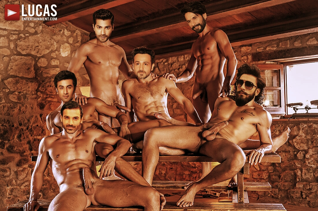 Nude Indian Male Celebrities Post 52- Bollywood Males Orgy 2-6346