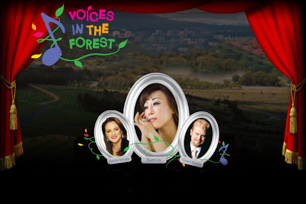 voices in the forest