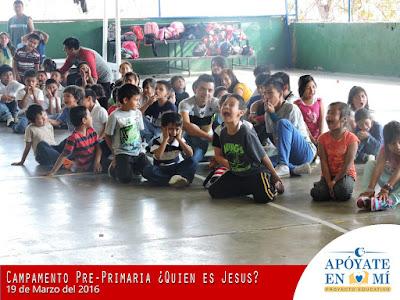 Campamento-Pre-Primaria-Quien-es-Jesus-17