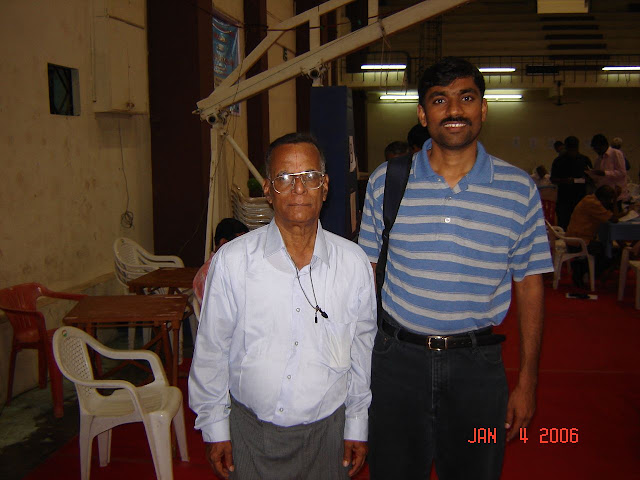 Dr. Raghavan and Sriram