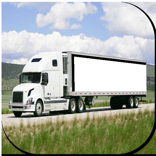 Truck Photo frames