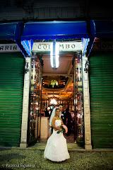 Foto 1158. Marcadores: 11/09/2009, Casa de Festa, Casamento Luciene e Rodrigo, Confeitaria Colombo, Fotos de Casa de Festa, Rio de Janeiro