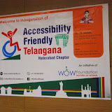 Launching of Accessibility Friendly Telangana, Hyderabad Chapter - DSC_1183.JPG