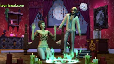 The sims 4 : peronormal stuff pack - أفضل ألعاب الكمبيوتر