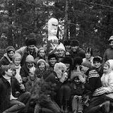 1969г. Фигуровка. Новый год. Идол и альпсекция.