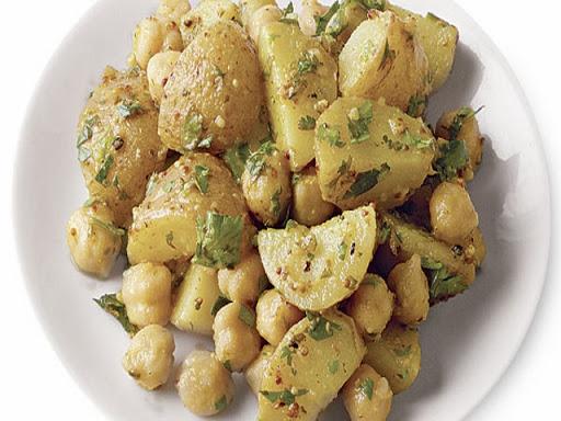 Indian-Style Potato Salad