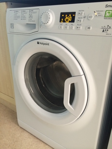 Time To Be An Adult Hotpoint Wmfug742p Washing Machine Review