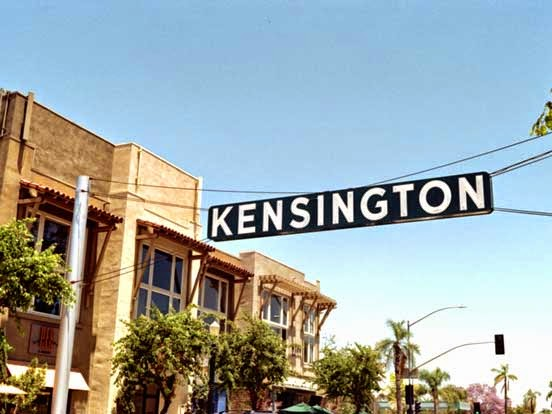 Kensington Real Estate 92116