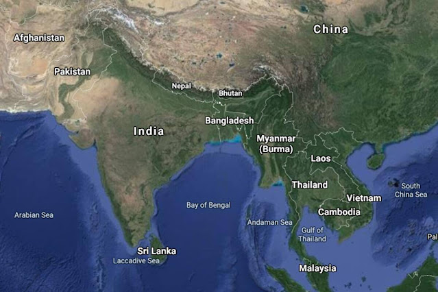 Reimagining India's role in South Asia -The China Factor