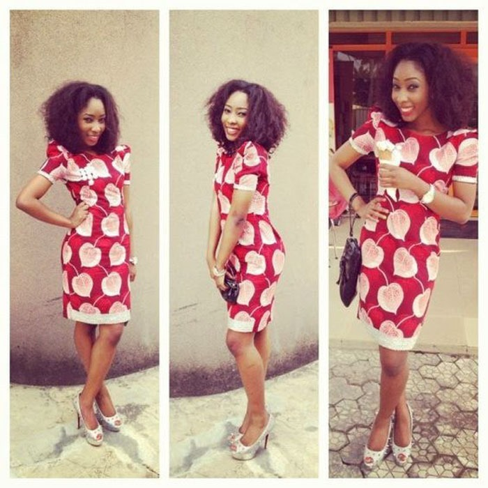 new short ankara gown styles (8)