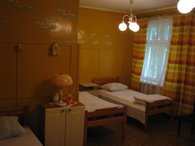 Infantilni ubytovna