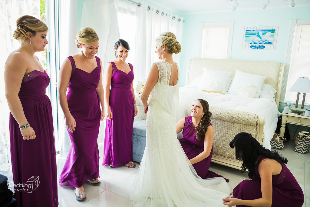 Florida Keys destination beach weddings