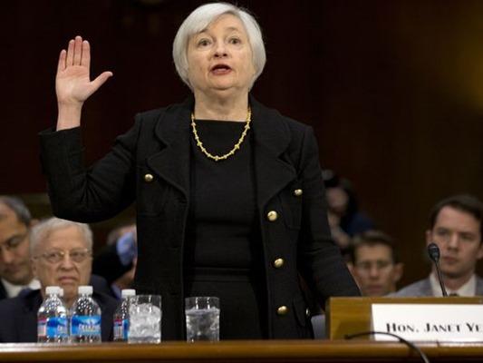 testimony from Yellen