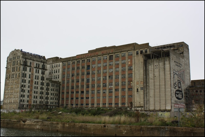 The Iconic Millennium Mills