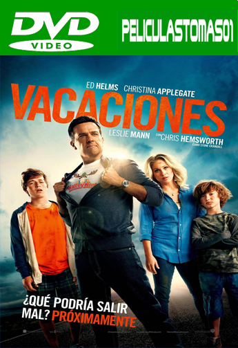 Vacaciones (Vacation) (2015) DVDRip