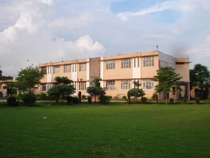 Vishwakarma School Ludhiana st Gds Convent School Ludhiana