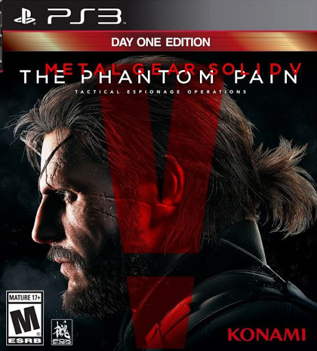 [GAMES] Metal Gear Solid V The Phantom Pain -CLANDESTiNE- (PS3/USA)