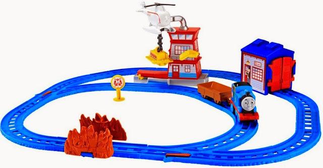 Bộ đồ chơi Thomas & Friends Sodor Search & Rescue Set thú vị hấp dẫn