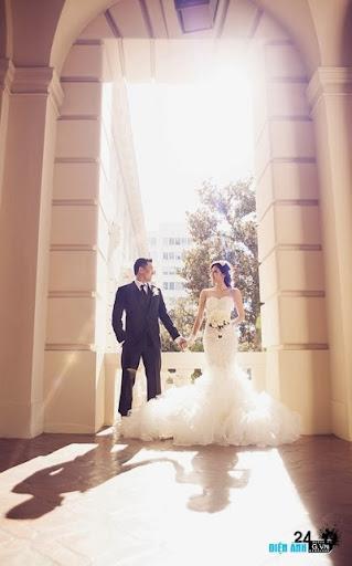 Ảnh cưới của siêu mẫu Ngọc Quyên - 8 Ảnh cưới của siêu mẫu Ngọc Quyên