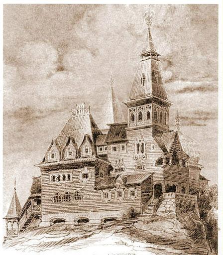 Славянская архитектура. Стиль 6