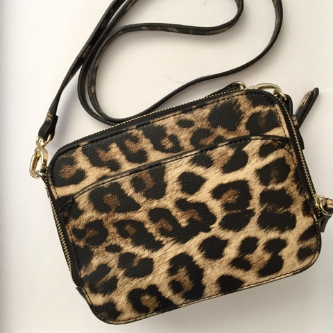 Two Exciting Things To Share Here Starting With My New Leopard Camera Bag From Accessorize This Ronnie Was All Over The Blog Esphere Last