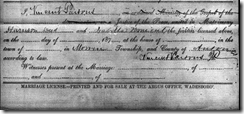 Isabella Huneycutt Marriage