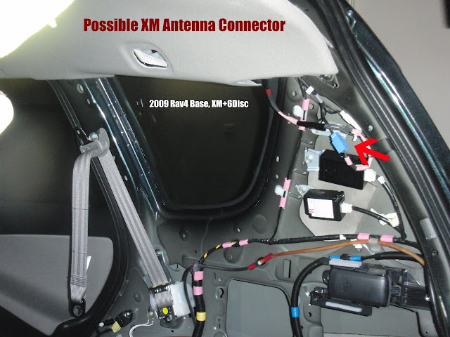 Hack Into Sat Radio Antenna Toyota Rav4 Forums